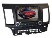 Synteco Штатная магнитола Synteco для Mitsubishi Lancer X (Rockford HD)