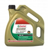Моторное масло Castrol EDGE 5W-40 Turbo Diesel