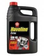 Моторное масло Texaco Havoline Extra 10w-40