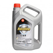 Моторное масло Texaco Havoline Ultra S 5w-40