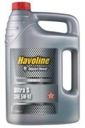 Моторное масло Texaco Havoline Ultra S 5w-40