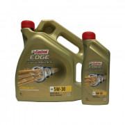 Моторное масло Castrol EDGE Professional A5 5W-30 (Volvo, Land Rover, Jaguar)