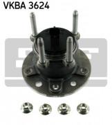 Ступица колеса SKF VKBA 3624
