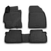 Коврики 3D в салон Novline / Element NLC.3D.48.68.210k для Toyota Corolla (2013+) 4шт