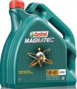 Моторное масло Castrol Magnatec 5W-40 A3 / B4