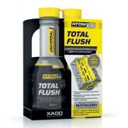 Очиститель масляной системы двигателей с эффектом раскоксовки поршневых колец Xado Revitalizant Atomex TotalFlush XA 40613
