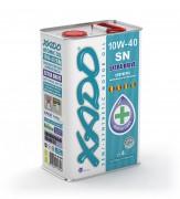 Моторное масло Xado (Хадо) Atomic Oil 10w-40 SN