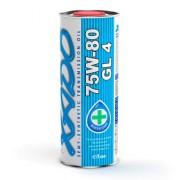 Полусинтетическое трансмиссионное масло для МКПП Xado (Хадо) Atomic Oil 75w-80 GL4