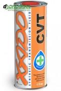 Синтетическая трансмиссионная жидкость для бесступенчатых коробок переключения передач Xado (Хадо) Atomic Oil CVT