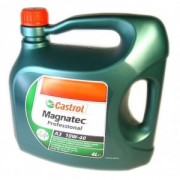 Моторное масло Castrol Magnatec Professional A3 10W-40