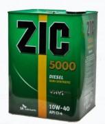 Моторное масло ZIC 5000 10w40