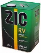 Моторное масло ZIC RV 10w40