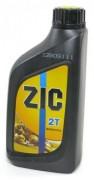 Мотоциклетное моторное масло  ZIC 2T (1л)