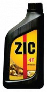 Мотоциклетное моторное масло ZIC  10w40 4T (1л)