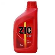 Полусинтетическое трансмиссионное масло Zic GEAR EP 80W90 GL4