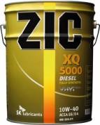 Моторное масло ZIC XQ 5000 10w40
