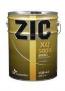 Моторное масло ZIC XQ 5000 15w40