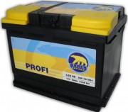 Аккумуляторная батарея Baren 560103051 Profi 60 А/Ч (Левый+)
