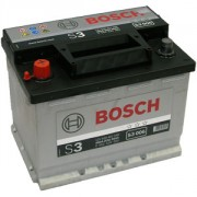 Аккумуляторная батарея Bosch BO 0092S30060 56А/Ч (Левый +)