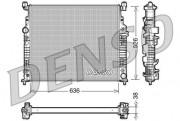 Радиатор охлаждения двигателя DENSO DRM17006