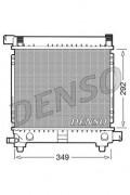 Радиатор охлаждения двигателя DENSO DRM17027