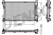 Радиатор охлаждения двигателя DENSO DRM17081