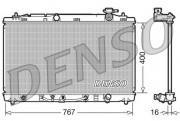 Радиатор охлаждения двигателя DENSO DRM50030