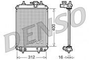 Радиатор охлаждения двигателя DENSO DRM50050