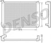 Радиатор охлаждения двигателя DENSO DRM51010