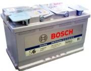Аккумуляторная батарея Bosch BO 0092S60110 80А/Ч (Правый+)