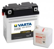 Аккумуляторная батарея Varta 012014008 (6N11A-3A) 12 А/Ч (Правый +) 6V