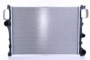 Радиатор охлаждения двигателя NISSENS 627025