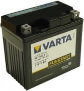 Аккумуляторная батарея Varta 507902011 (YTZ7S-4 YTZ7S-BS) 7 А/Ч (Правый +)