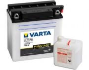 Аккумуляторная батарея Varta 509015008 (12N9-3B YB9L-B) 9 А/Ч (Правый +)