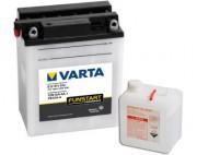 Аккумуляторная батарея Varta 512011012 (12N12A-4A-1 YB12A-A) 12 А/Ч (Левый +)