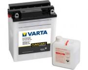 Аккумуляторная батарея Varta 512013012 (YB12AL-A YB12AL-A2) 12 А/Ч (Правый +)