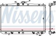 Радиатор охлаждения двигателя NISSENS 646836