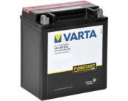 Аккумуляторная батарея Varta 514902022 (YTX16-4 YTX16-BS) 14 А/Ч (Левый +)