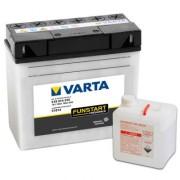 Аккумуляторная батарея Varta 518014015 (51814) 16 А/Ч (Правый +)