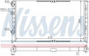Радиатор охлаждения двигателя NISSENS 65290