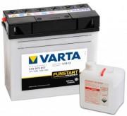 Аккумуляторная батарея Varta 519013017 (51913) 19 А/Ч (Правый +)