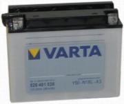 Аккумуляторная батарея Varta 520401026 (Y50-N18L-A3) 20 А/Ч (Правый +)