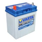 Аккумуляторная батарея VARTA A15 BLUE dynamic 540127033 40 А/Ч (Левый+)