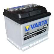 Аккумуляторная батарея VARTA B20 BLACK dynamic 545413040 45 А/Ч (Левый+)