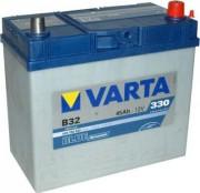 Аккумуляторная батарея VARTA B32 BLUE dynamic 545156033 45 А/Ч (Правый+)