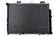 Радиатор охлаждения двигателя NRF 55331
