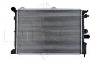 Радиатор охлаждения двигателя NRF 58974
