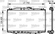 Радиатор охлаждения двигателя VALEO 735049