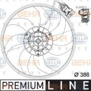 Вентилятор охлаждения радиатора HELLA 8EW 351 039-711