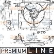 Вентилятор охлаждения радиатора HELLA 8EW 351 041-181